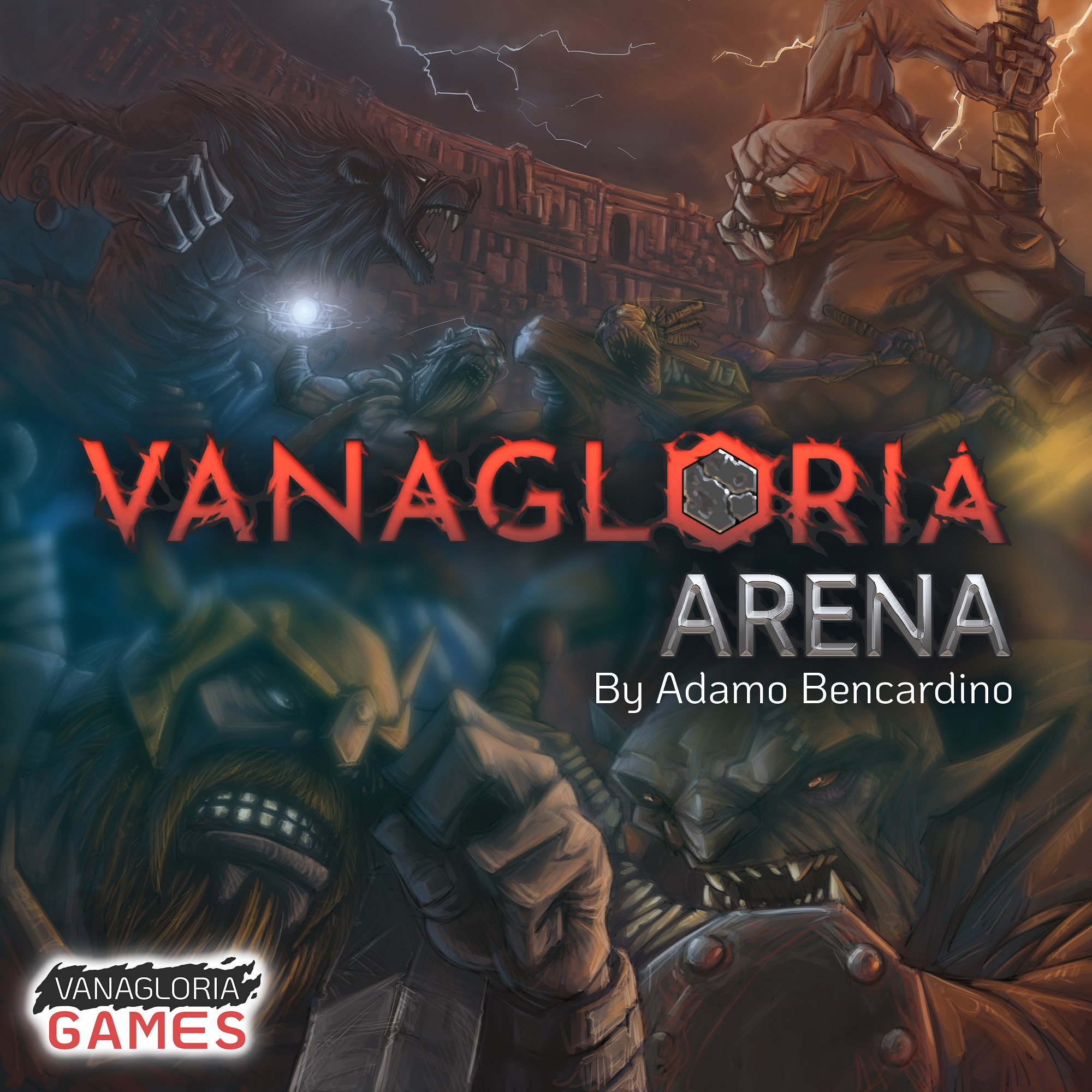 cover arena